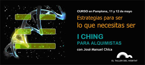 I CHING PAMPLONA